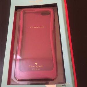 Kate Spade I Phone 6 plus phone case